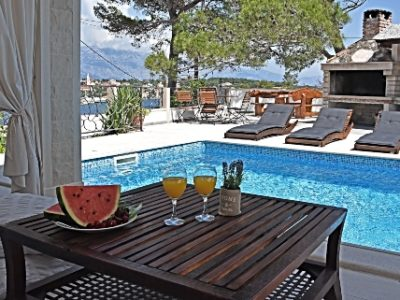 Villa Sinatra, Sumartin Bay, Brac Island TH