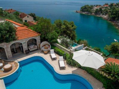 Villa Godistar, Sumartin Bay, Brac Island TH
