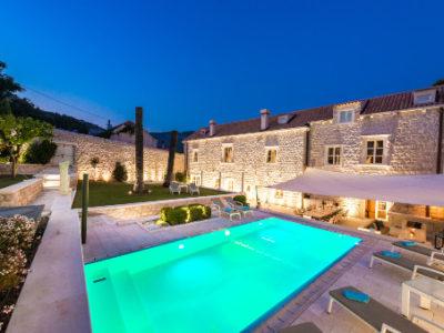 Villa Pugliesi, Zaton Bay, Dubrovnik Riviera TH