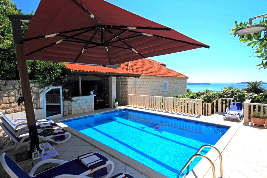 Villa Mlini, Mlini Bay, Dubrovnik Riviera 2