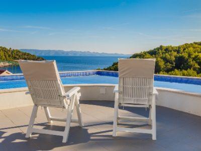 Villa Bianca, Near Milna Bay, Brac Island TH