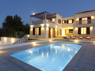Villa Enia Splitska Brac island TH