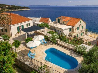 Villa Milena, Sumartin Bay, Brac Island TH