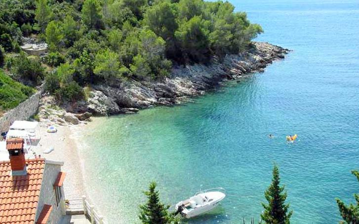 Jedra Beach Hvar Island