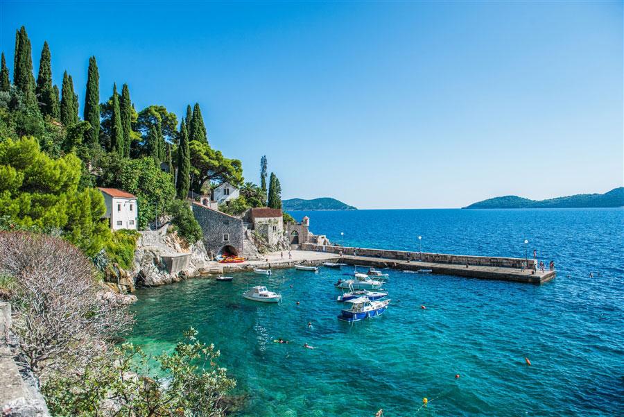 Trsteno Arboretum & Village, Dubrovnik TH