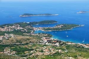 Cavtat Bay, Dubrovnik RIviera, Croatia DI TH
