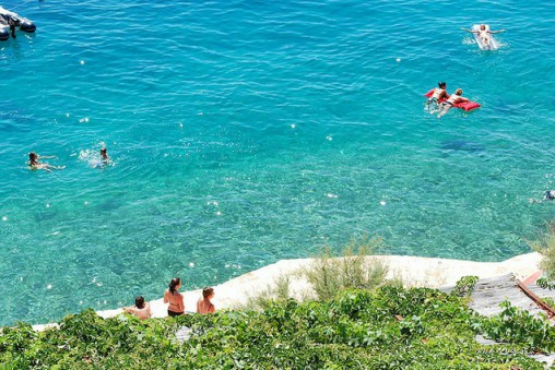 Ciovo, Trogir, Split Riviera Swimming TH
