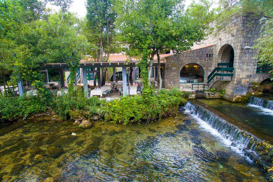 Restaurant Konavoski Dvori, Konavle, Dubrovnik Riviera