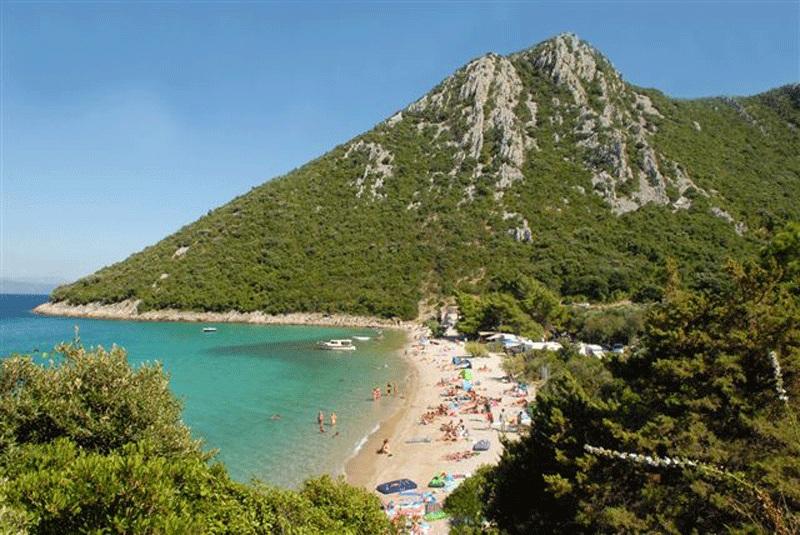 Trpanj Divna via Croatian National Tourist Board