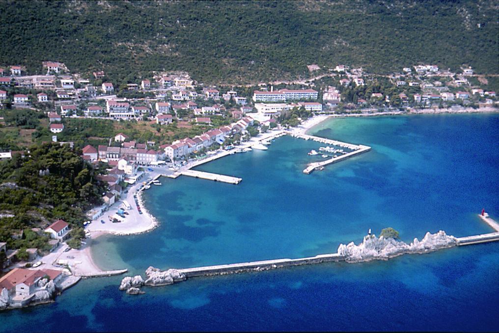 Trpanj by Braslav Karlic via Croatian National Tourist Board