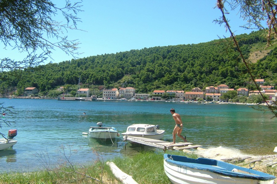 Trstenik Bay, Peljesac Peninsula TH