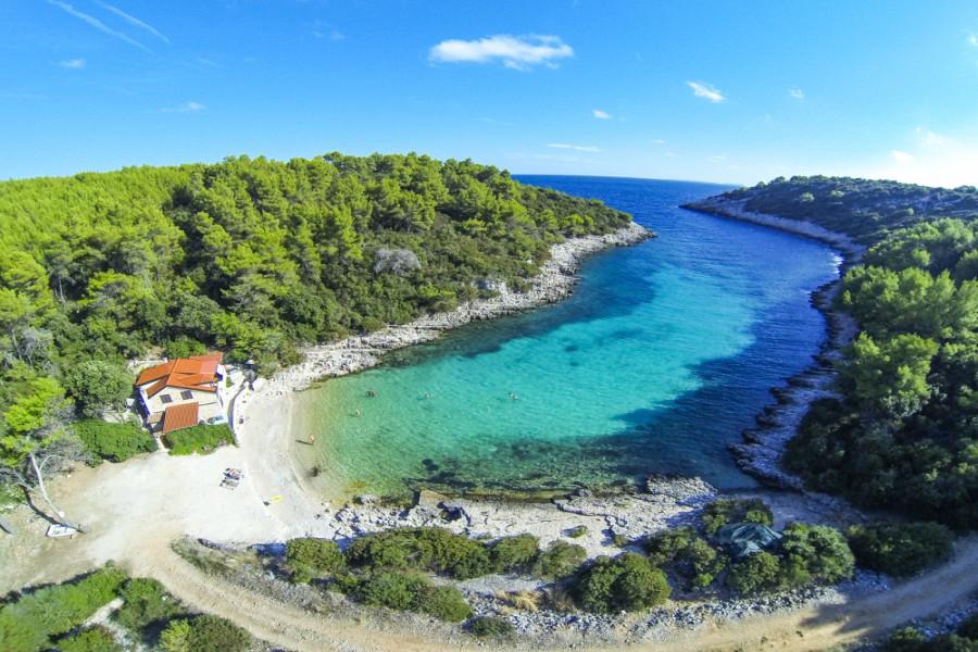 Zitna Bay, Zavalatica, Korcula Island TH