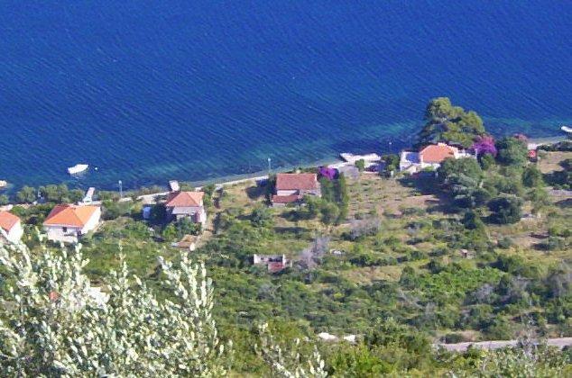Kuciste Bay, Peljesac Peninsula