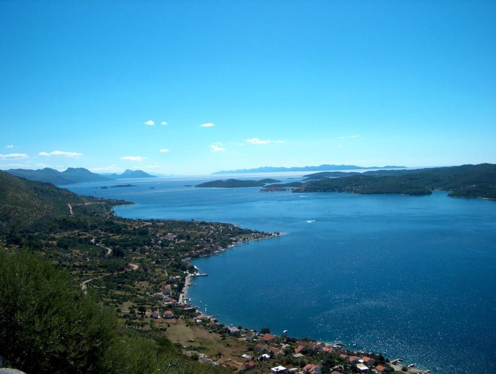 Peljesac Peninsula