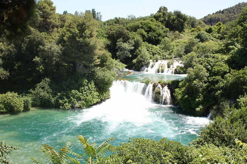 Krka Waterfalls - Split & Trogir Excursion