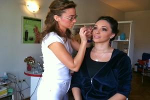 Croatian Make Up Artist at Your Villa TH