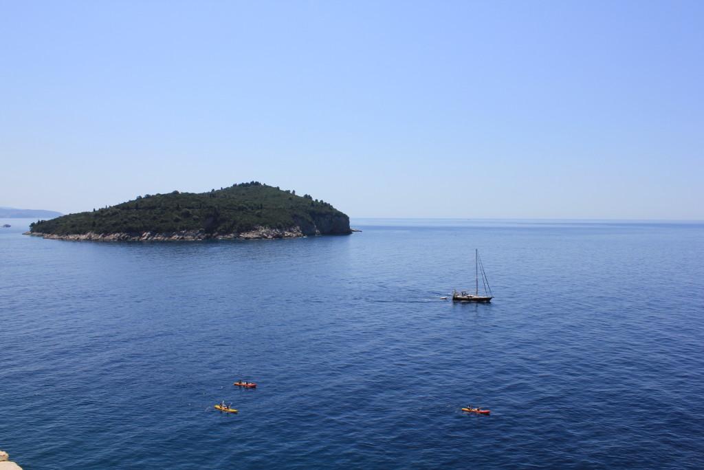 Dubrovnik Kayaks Lokrum