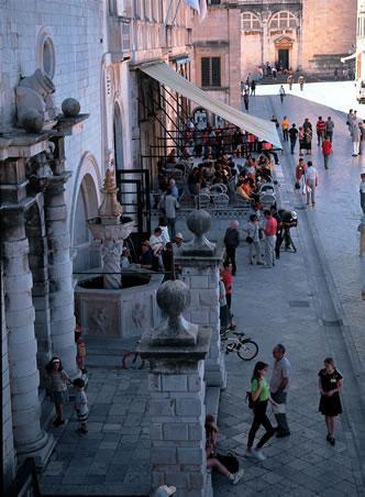Gradska Kavana Dubrovnik