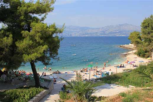 Postira & Splitska Beaches, Brac Island