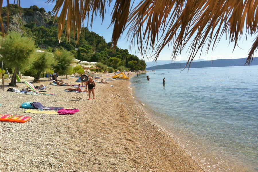 Igrane Beaches, Makarska Riviera, Croatia TH