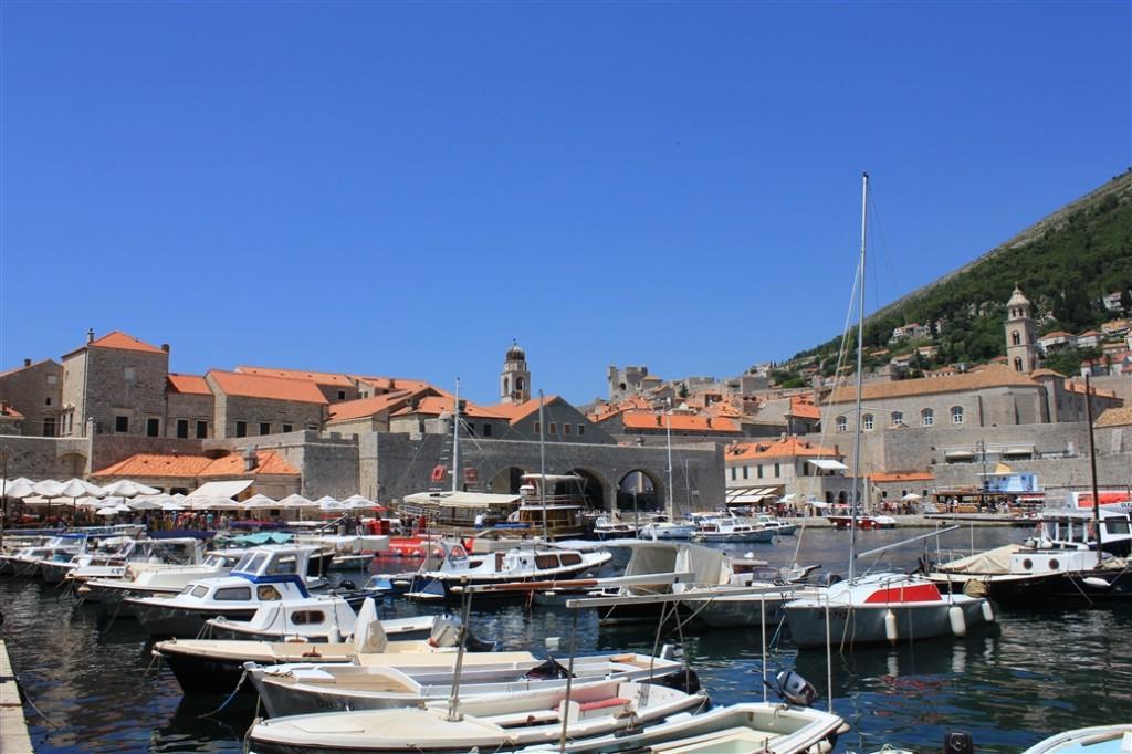 Lokanda Peskarija Restaurant, Dubrovnik Old Town Harbour (1)
