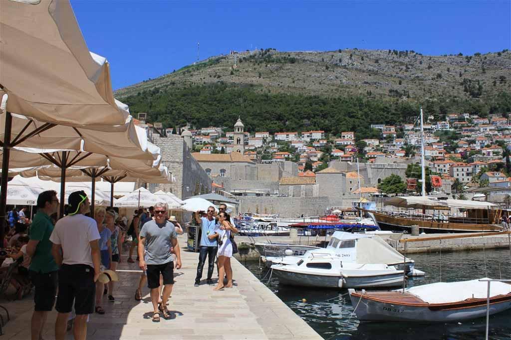 Lokanda Peskarija Restaurant, Dubrovnik Old Town Harbour (2)