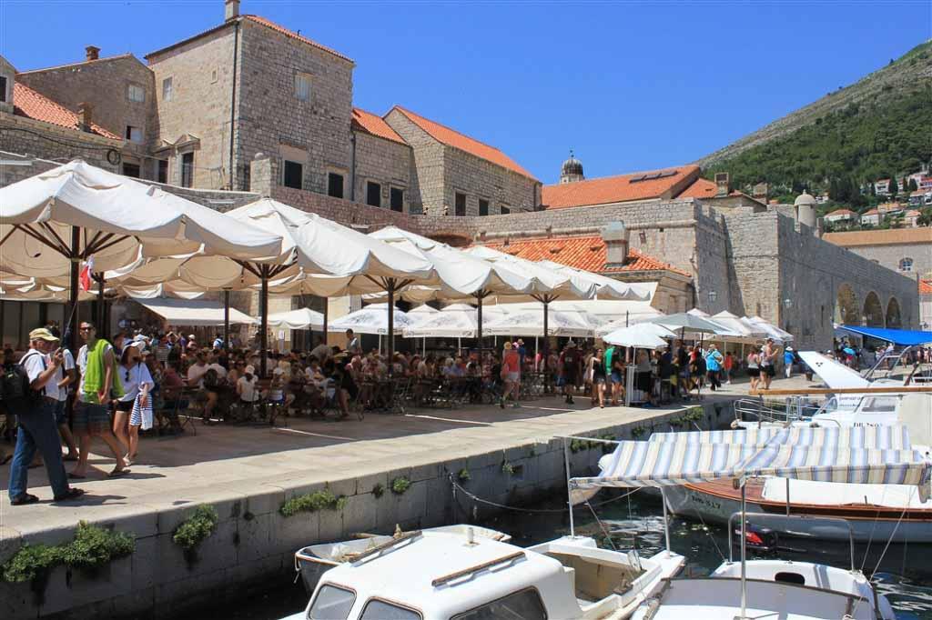 Lokanda Peskarija Restaurant, Dubrovnik Old Town Harbour (3)