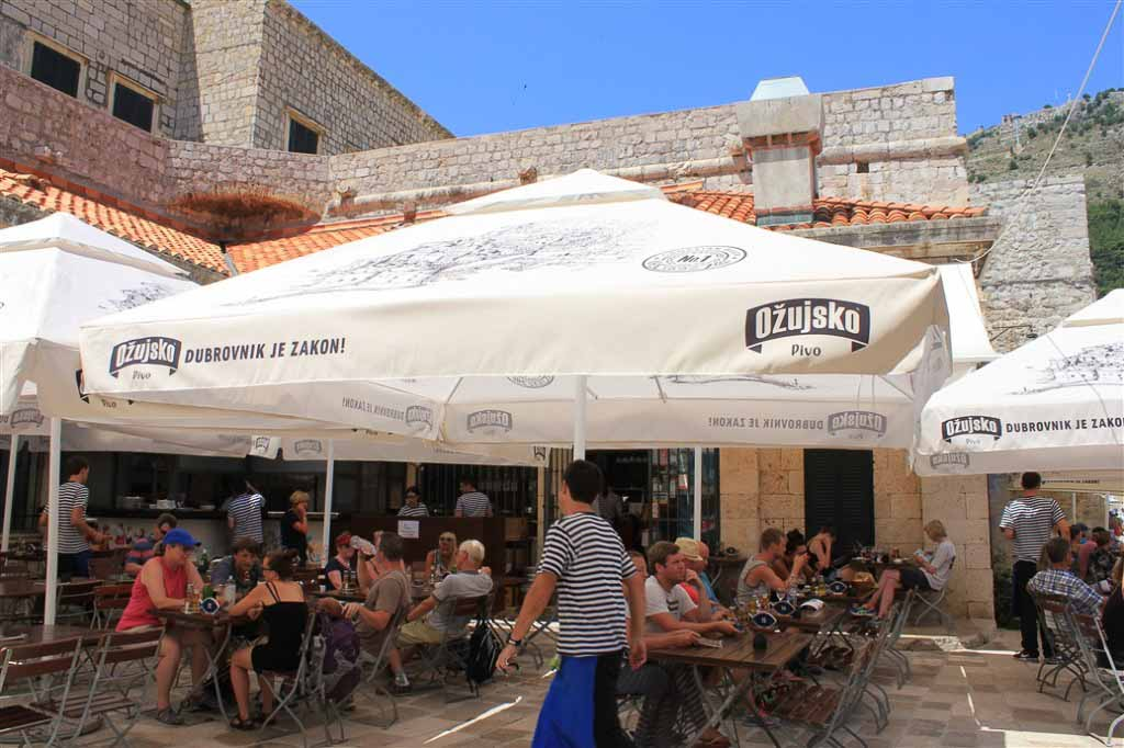 Lokanda Peskarija Restaurant, Dubrovnik Old Town Harbour (5)