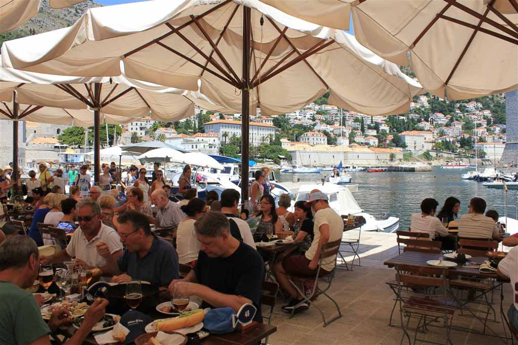 Lokanda Peskarija Restaurant, Dubrovnik Old Town Harbour (8)