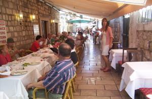 Restaurant Ragusa, Dubrovnik Old Town