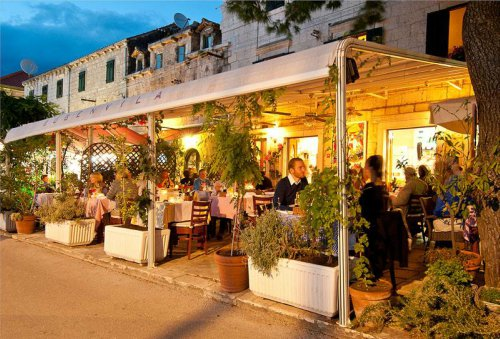 Cavtat Restaurants, Dubrovnik Riviera TH