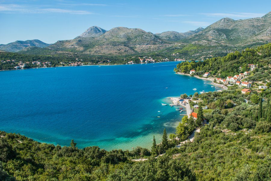 Slano Bay Croatia Gems