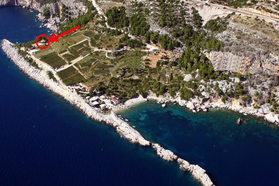 Loza Bay Villa, Near Hvar Town, Hvar Island (17)