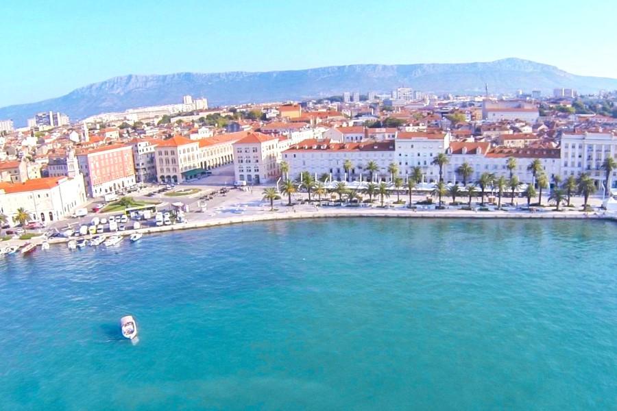 Split Old Town Croatia Gems