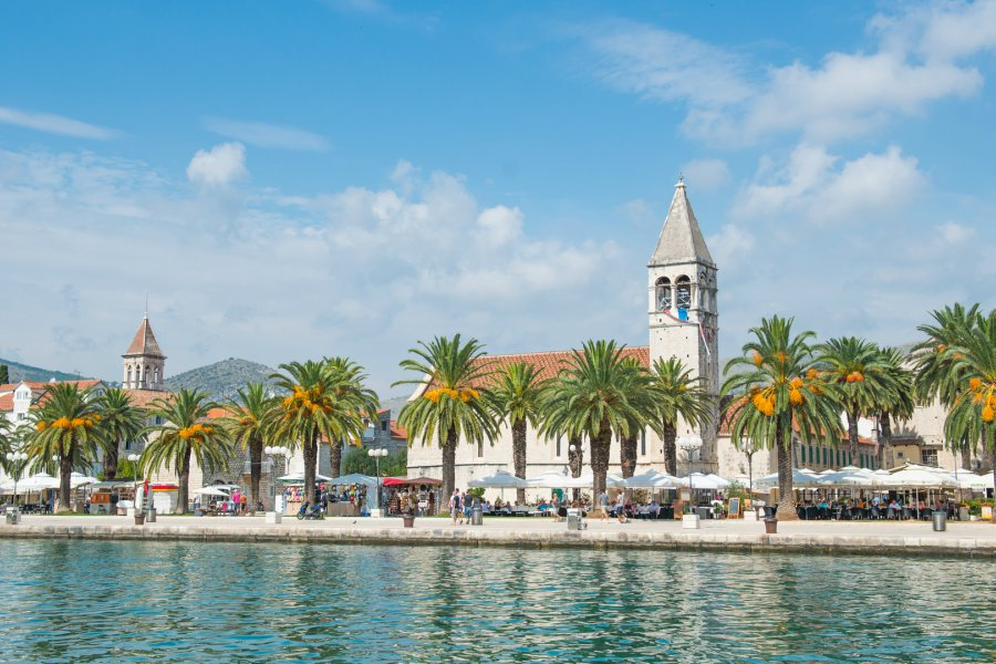 Trogir Old Town, Croatia TH