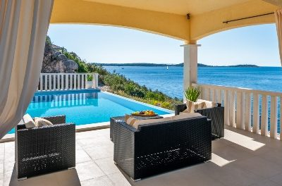 VILLA SUNSHINE, VINISCE BAY, SPLIT RIVIERA TH