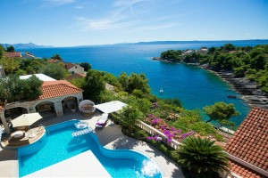 Villa Turquoise, Sumartin, Brac Island TH