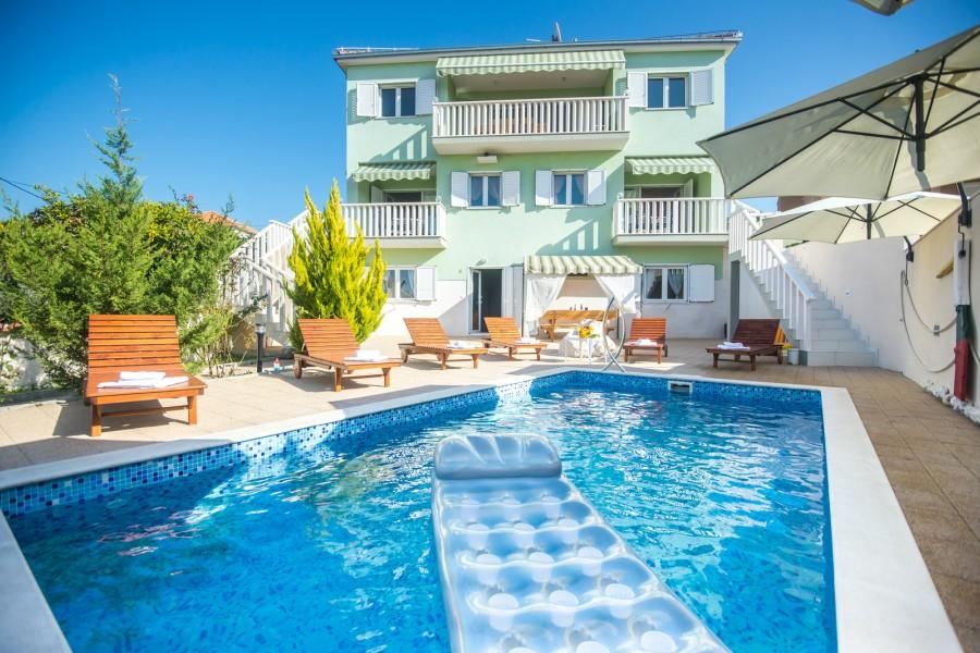 Villa Zelen, Okrug Gornji, Ciovo, Split Riviera, Croatia (11) TH