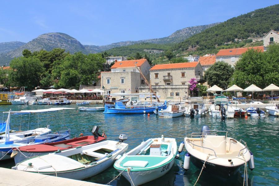 Bol Town Croatia Gems