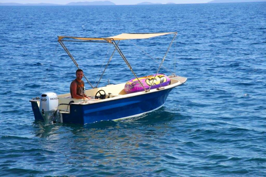 Fisherman Korcula Island