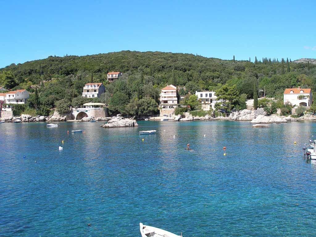 Molunat Bay, Konavle, Dubrovnik RIviera Aerial