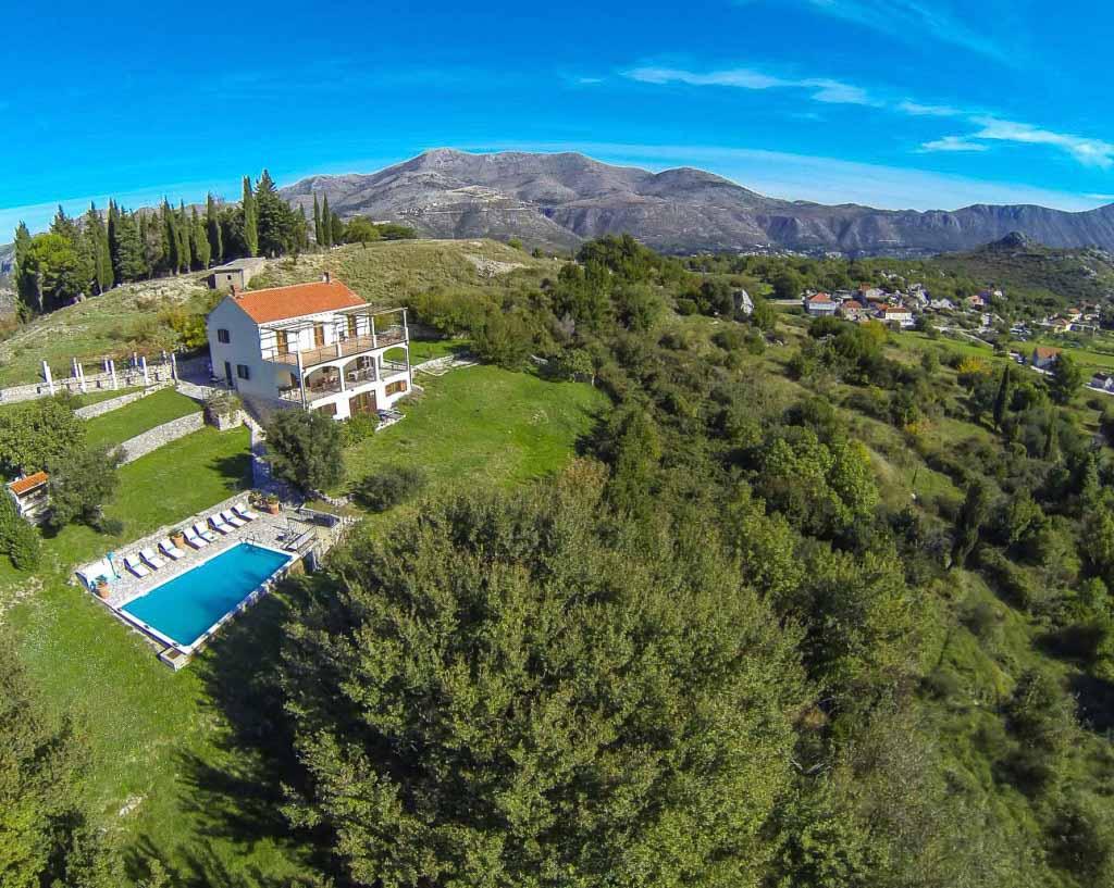 Villa Belvedere, Brgat, Mlini, Dubrovnik Riviera (94)