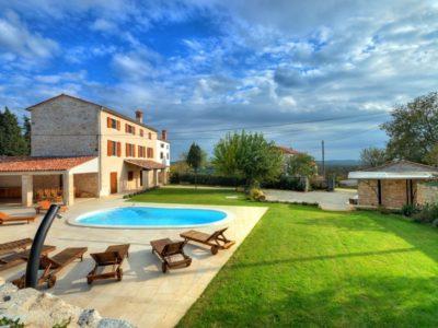 Villa Casamont, Near Rovinj, Istria (24) TH