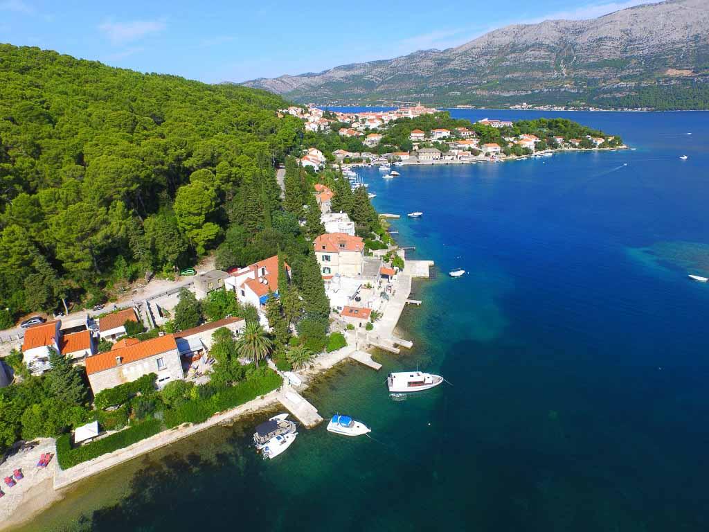 Villa Korcula Korcula Town Korcula Island Croatia Gems