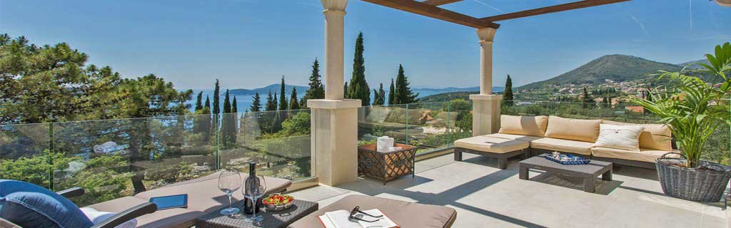 Villa Paradise, Orasac, Dubrovnik (1)