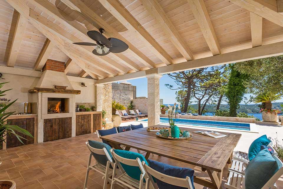Villa Paradise, Orasac, Dubrovnik (31)