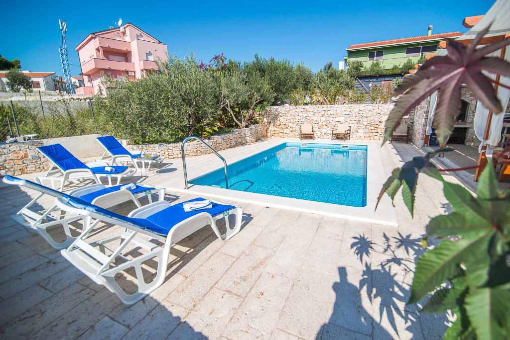Villa Salamander, Slatine, Ciovo Island, Trogir, Split (1)