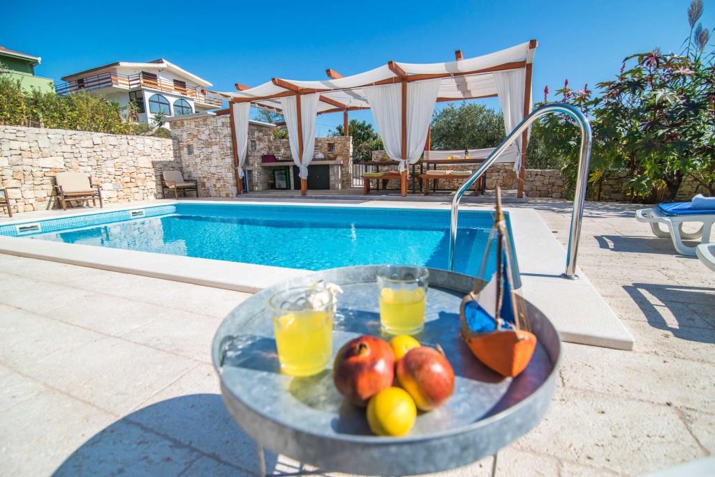Villa Salamander, Slatine, Ciovo Island, Trogir, Split (7)