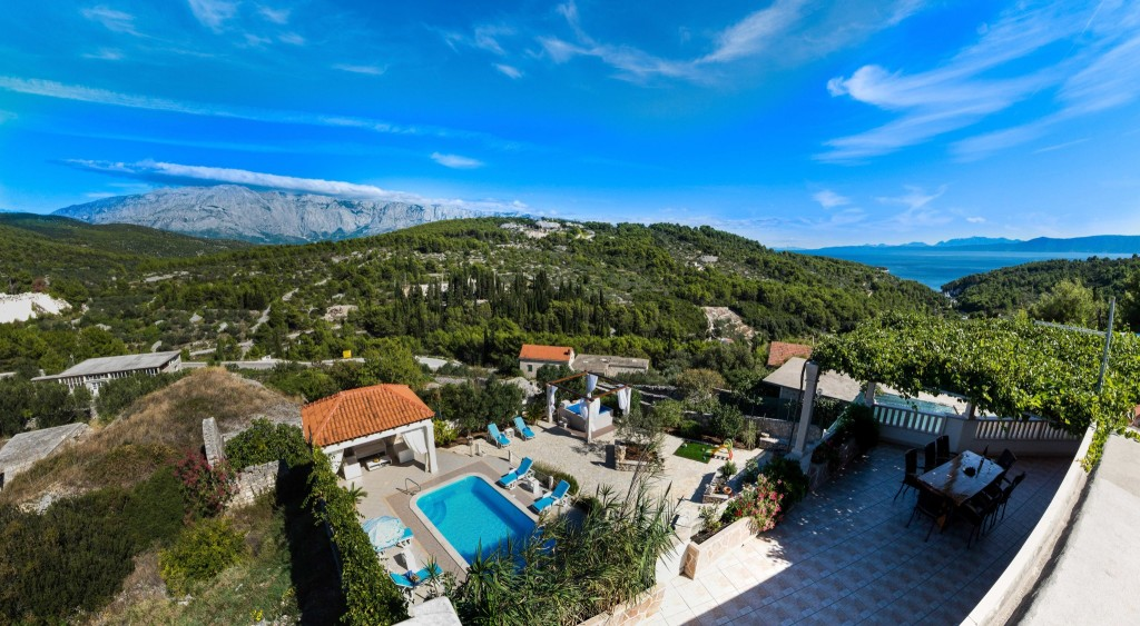 Villa Tania, Selca, Sumartin, Brac Island (10)