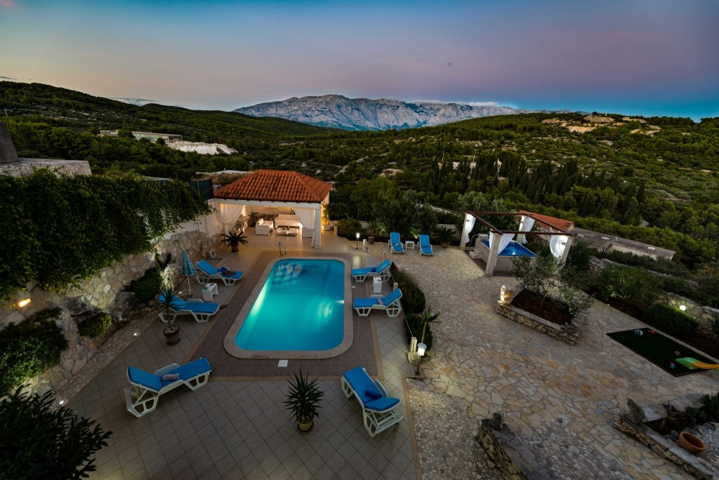 Villa Tania, Selca, Sumartin, Brac Island (18)